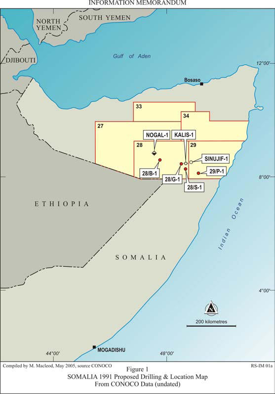Oil Reserves by Region Map Table SomaliNet Forums